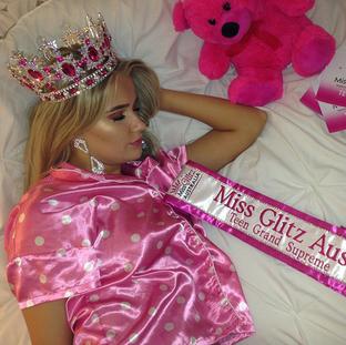 Brieanne - Miss Glitz Australia