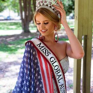 Sophia - Miss Global Australia 2017