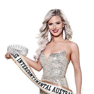Charlotte - Miss Intercontinental Australia 2018