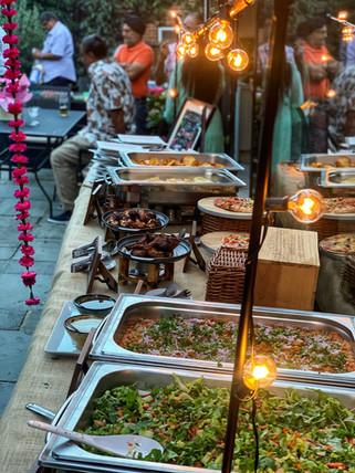 Mehndi Catering
