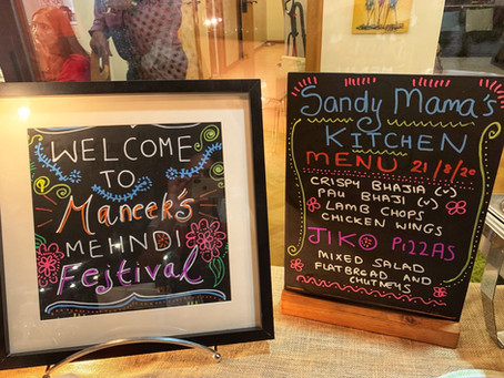 21st August - Maneeq's Mehndi Night in Chigwell