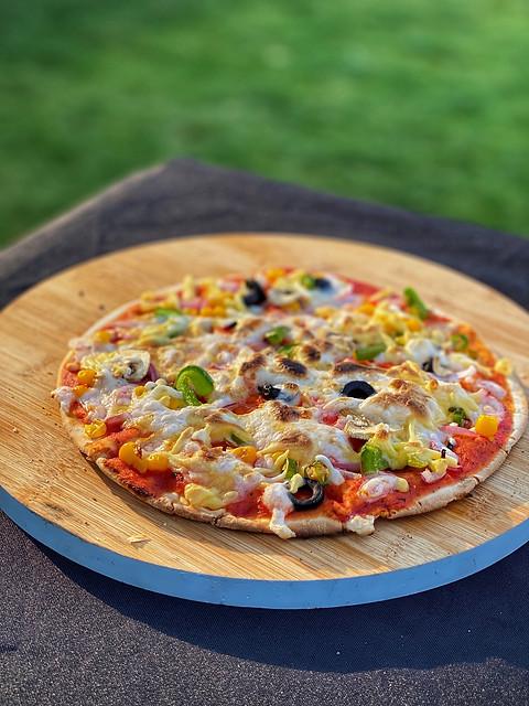 Vegan Jiko Pizza