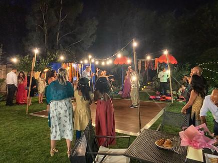 Mehndi Night