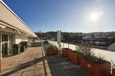 Highlight - 135 m2 Terrasse