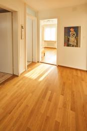 Wohnung in Wohnung - der Elternbereich