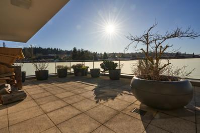 Highlight – Einmalige Terrasse mit 135 m2