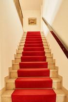 Aufgang in Obergeschoss