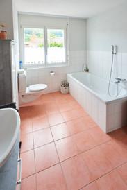 Modernes Badezimmer....