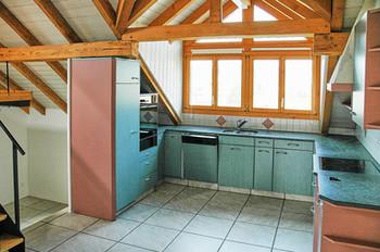 Offene Küche 2.OG