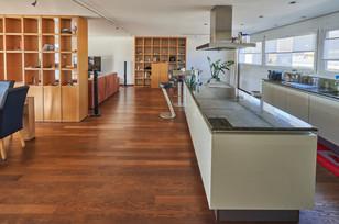 Paradies für Kochenthusiasten - die luxuriöse Küche