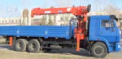 Услуги манипулятора камаза Москва