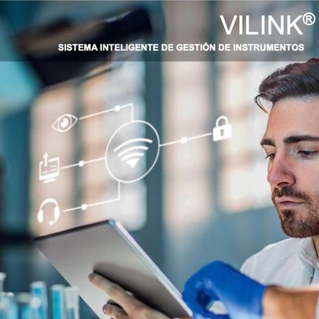 VILINK®, el sistema inteligente para la gestión de instrumentos
