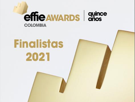 Effie Awards Colombia anuncia el listado de finalistas para este año