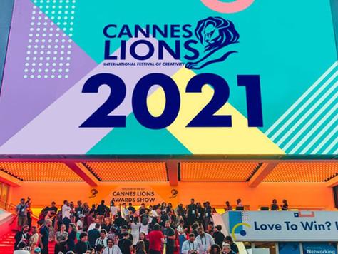 Colombia, con 18 galardones en Cannes Lions 2021
