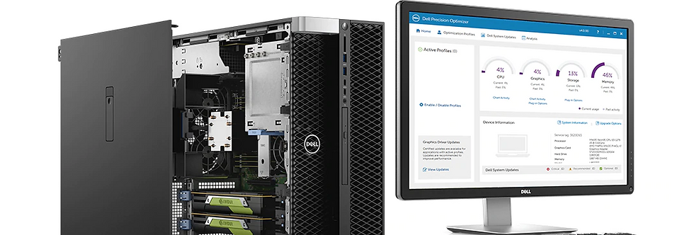 Dell Precision Tower 7820