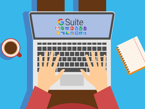 Remote Working with G Suite