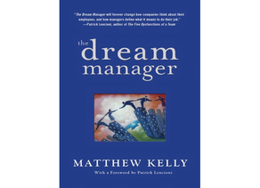 Book Recommendation – The Dream Manager