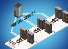 Five Business Benefits of Virtualization