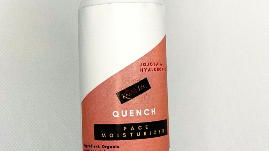 Quench Face Moisturizer