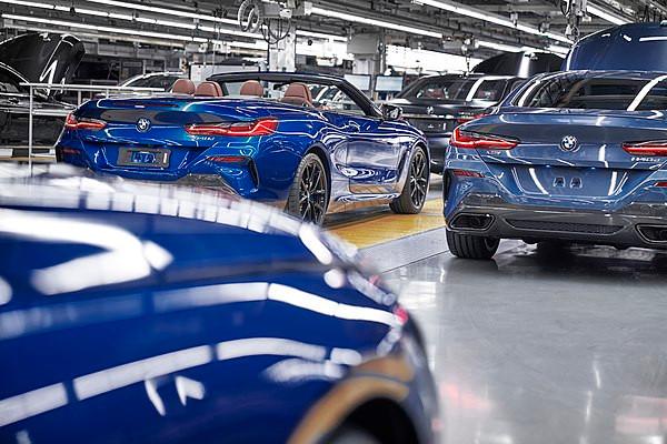 BMW Group Werk Dingolfing, Germany