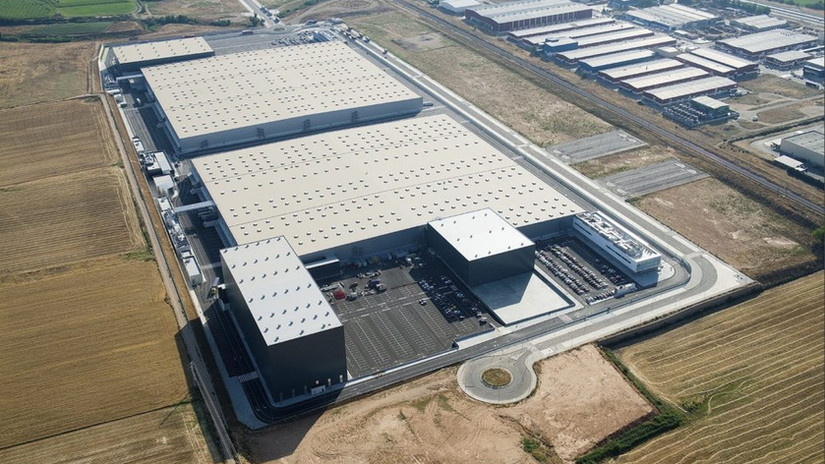 Inditex Plataforma – Madrid, Spain