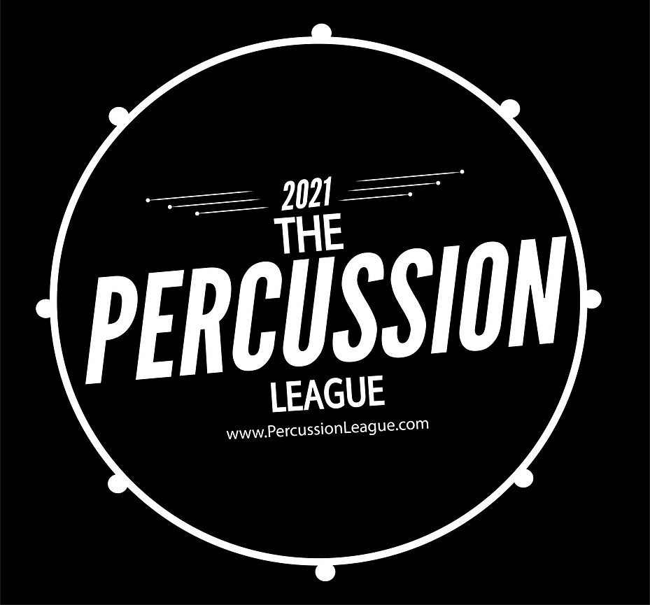 The Percussion League - Black.png
