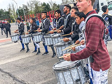 vessel indoor percussion