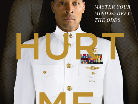 Book Review - Can't Hurt Me