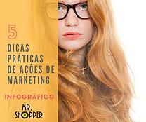 INFOGRÁFICOS | Mr.Shopper | Cliente Oculto - São Paulo, Brasil