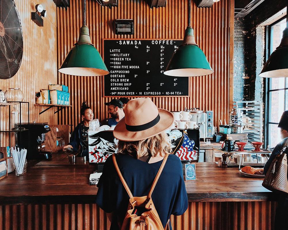 Cliente Oculto Café