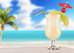 Cocteles para días calientes de playa