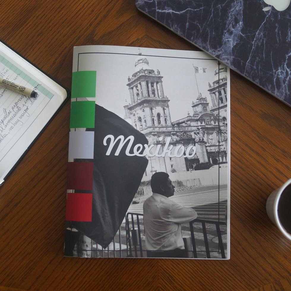 Diseño Editorial Mexikoo
