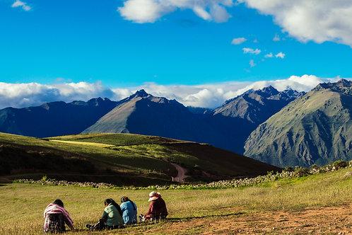 Lost Views, Sacred Valley