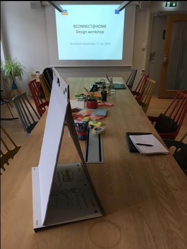 BCONNECT@HOME: Stockholm Workshop