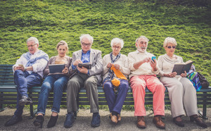 Decimal Lab Speaker Series: Aging and the Digital
