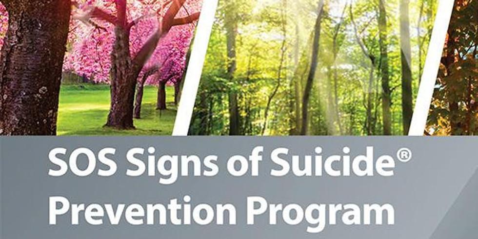Kadlec Signs of Suicide Presentation March 2020