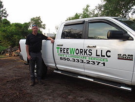 TreeWorks LLC Al Falewitch Navarre Destin Fort Walton Beach NIceville Tree Care