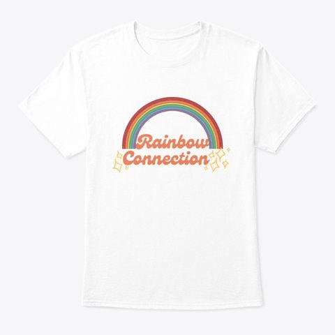 """""""Rainbow Connection"""" tee"""