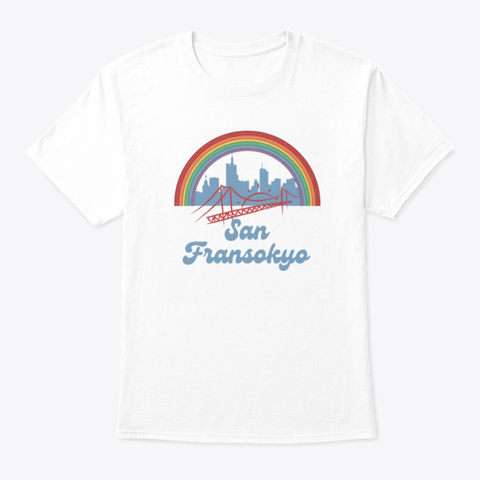 San Fransokyo Tee