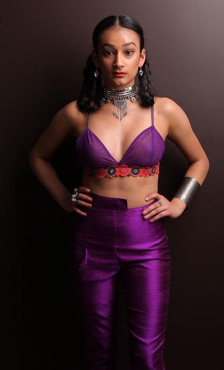 Desi Girl Bralette (PINK SOLD OUT)