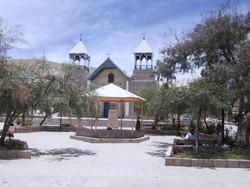 Iglesia de Mamiña