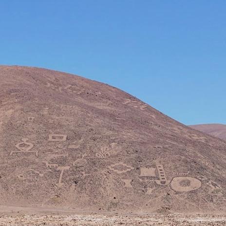 Geoglifos de pintado