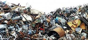 Scrap Metal- Ferrous and Non-Ferrous Metals