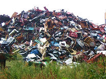 We buy all scrap metal types