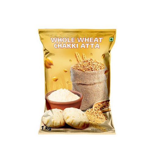 Whole Wheat Chakki Atta 5kg