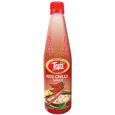 Red Chilli Sauce (Tops) 650 gm