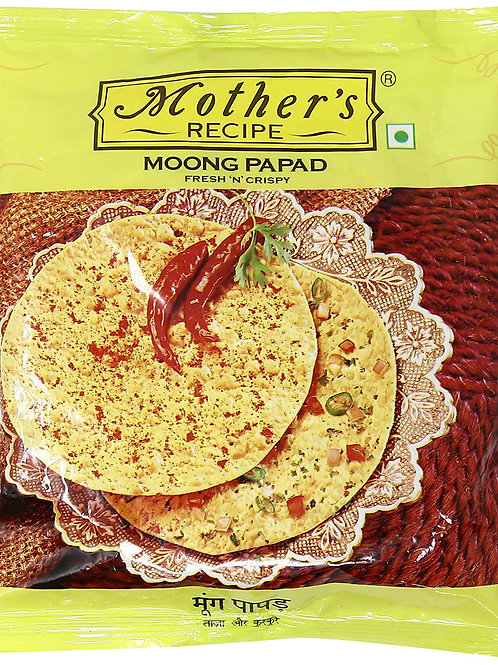 MOTHER'S RECIPE MOONG PAPAD 200G