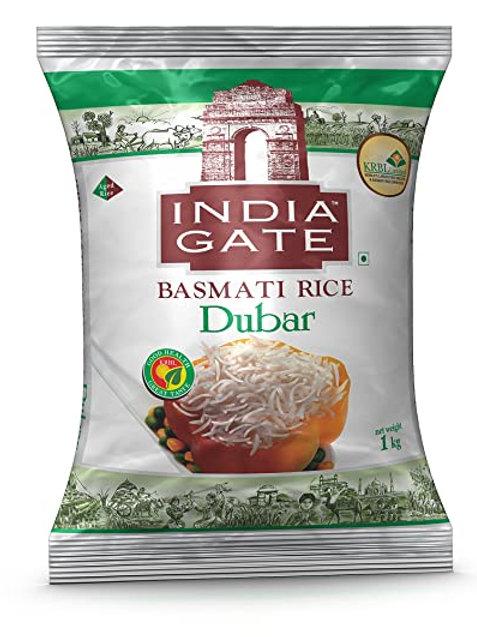 Dubar Basmati Rice (India Gate) 1 Kg