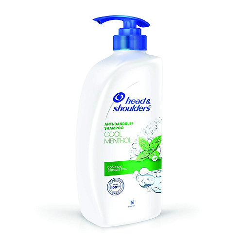 Head & Shoulder Anti-Dandruff Shampoo - Cool Menthol, 650 ml