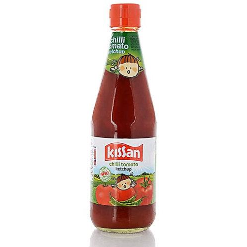 Chilli Tomato Sauce (Kissan) 500 gm